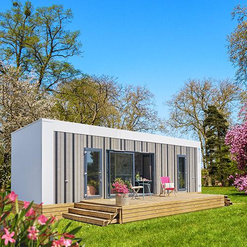 Mobil-home Rideau