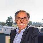 Portrait président - Salon Méditerranée